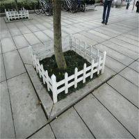 园林绿化围栏 道路防护栏 PVC护栏厂家