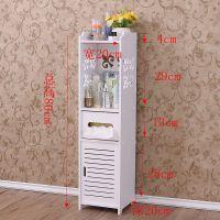 床头柜简约卧室卫生间迷你收纳小柜子客厅组装简易置物架储物边柜