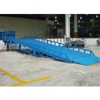 河北 衡水市电动液压式登车桥 移动固定集装箱卸货平台价格 质保一年终生维修启运