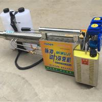 多用途小型背负式汽油除草割灌机 果园松土机