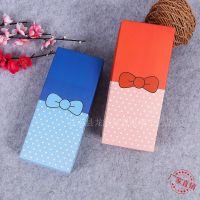 专业定制长方形彩盒定做卡通礼品包装纸盒批发可爱包装盒可印logo