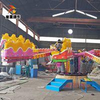 弹跳机儿童游乐设备那家好童星游乐厂家一站式供货