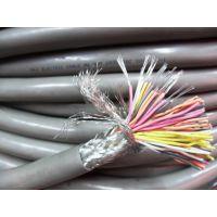 60芯拖链电缆 60芯0.2平方耐油双绞屏蔽柔性拖链电缆TRVSP60×0.2mm2