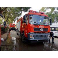 东风6吨水罐消防车厂家5吨消防车价格