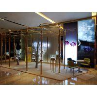 广州融润展柜定制木质珠宝展柜 化妆品展示柜 手机柜台