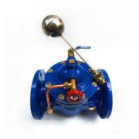 铸钢法兰遥控浮球阀100X-16C DN500遥控浮球阀消防水池补水阀