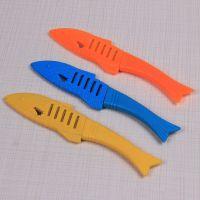 不锈钢水果刀厨房实用带套水果刀两元店地摊货源果疏刀水果小刀