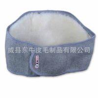 东牛羊毛护腰 暖腰暖宫男女 秋冬季羊绒保暖护腰带皮毛一体加厚