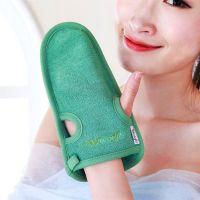 JSH韩国免巾强力去污搓泥双面加厚洗澡巾手套成人不求擦背戳神器
