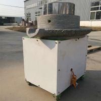 豆制品磨豆机 加工艾绒优质石磨 艾绒石磨