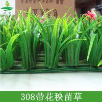 绿植墙广州仿真植物墙装饰室内背景墙面绿草塑料花壁挂假草坪门头