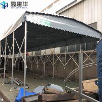 泗安镇帆布雨棚布 伸缩遮阳帐篷 雨蓬仓库规划款式新颖