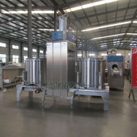 自动蔬菜榨汁机YZ150型压滤机