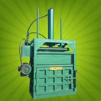 驰航皮革废料立式挤块机 半自动编织袋压包机 半自动铁刨花压块机