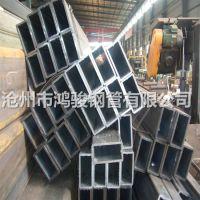 Q235/Q195低合金化工设备直缝方管_40*20_宁波深加工厚壁方矩管厂