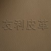 pvc荔枝纹皮革 汽车坐垫皮革  沙发PU 革  双面人造革