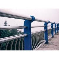 不锈钢管桥梁护栏生产厂家在哪里/不锈钢桥梁护栏一米价格是多少