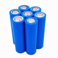 销售18650 3.7V 2000mAh可充电数码智能家电锂电池 锂电池厂家
