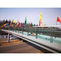 铝合金栏杆厂家大桥护栏标准高度牛头立柱支架不锈钢管批发栅栏铸铁支架扶手柱子