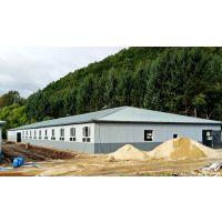 齐齐哈尔猪舍建筑标准要求猪舍保温好耐腐蚀造价低寿命长