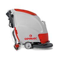 高美L20B物业保洁用小型手推式洗地机全自动洗地机