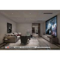 龙湖西宸原著设计 西宸原著别墅户型设计方案效果图,现代风格