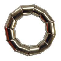 供应异形磁柱磁钢 钕铁硼强力强性磁铁 优质磁铁销售