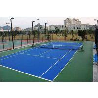 青海 新国标硅PU羽毛球场 全国销售、施工