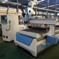 数控加工中心雕刻机 CNC加工中心 衣柜橱柜开料雕刻机