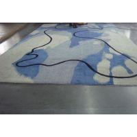 成都彩永装饰手工地毯加工定制厂家生产