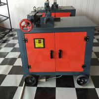 东恒机械WG-38电动平台弯管机