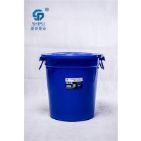 收纳桶批发 加厚塑料水桶 厂家食品级强力水桶