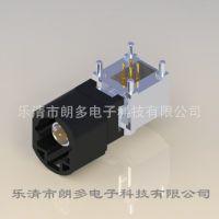 新宝来4PUSB插座 HSD连接器大众USB接口D4S20L-40MA5-A