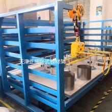 福州板材货架厂家 抽屉式货架特点 专业放钢板的架子