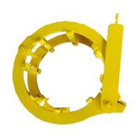 东恒机械WDK1016液压管道外对口器