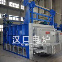 预抽真空台车炉-维护保养方便-汉口电炉