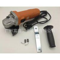 德国FEIN泛音工业级电动工具:电动角磨机WSG8-115 WSG8-125