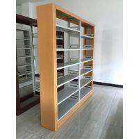 供应汉中图书馆书架厂家定制