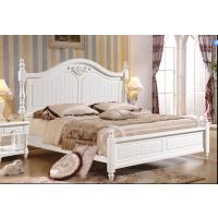 芜湖名邦家具全实木床,现代风格床,卧室双人大床,1.5米1.8米床