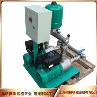 上海供应进口威乐水泵MHI204-1/10/E/1-220-50-2农村自来水供水加压机组