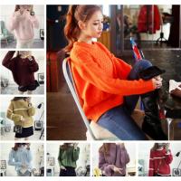 遵义去哪批发便宜毛衣几块女士秋冬杂款针织上衣女装毛衣针织衫清货2元
