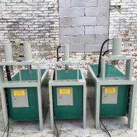 不锈钢冲孔机铁方管冲孔设备40方管冲方孔机液压冲床