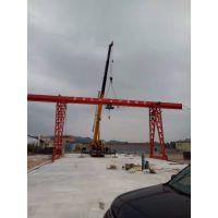 亳州3吨门式起重机宇起牌龙门吊
