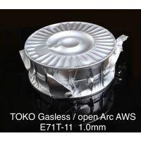 TOKO药芯焊丝 AWS E71T-1C 1.2MM
