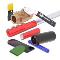 供应茂凯MOCAP圆形塑料手柄套RVG系列 浸塑成形,材质软,耐用