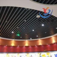 轻质高强 覆膜铝方通 型材转印方通吊顶天花