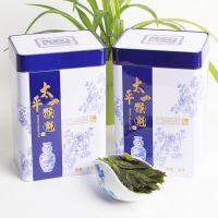2018年新茶太平猴魁茶叶 批发礼盒罐装200g伴手礼太平猴魁茶叶
