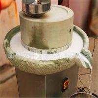 定做五谷杂粮石磨机价格 亳州市天然原石艾绒石磨机