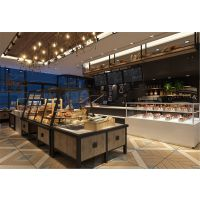 石岩面包店装修、西饼屋装修、蛋糕店装修、法式风格