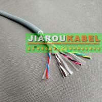 TRVVSP高柔性双绞屏蔽拖链电缆